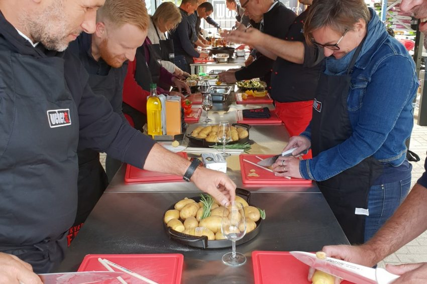 WEBER BBQ Workshop : 21 Juni