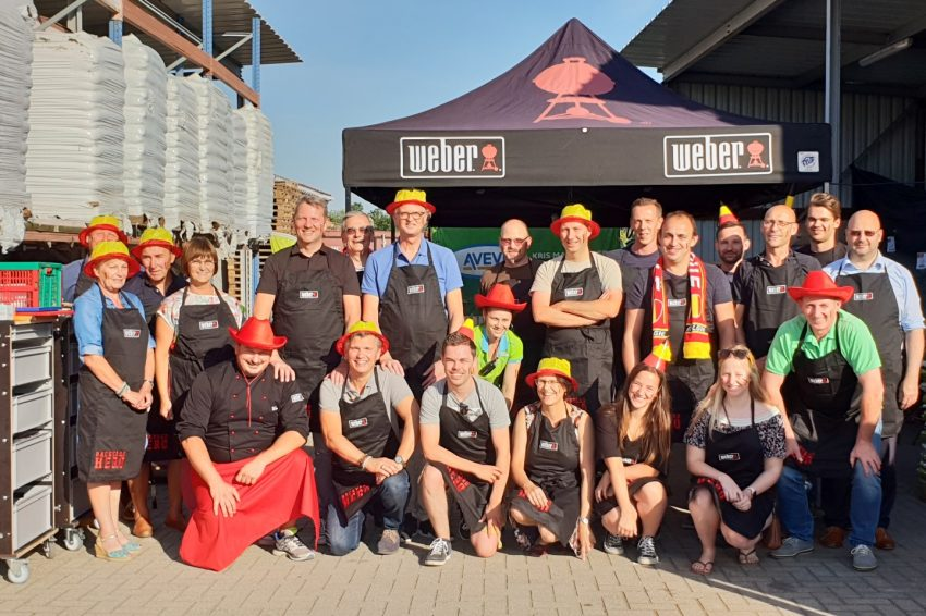 WEBER BBQ Workshop : 26 Juni