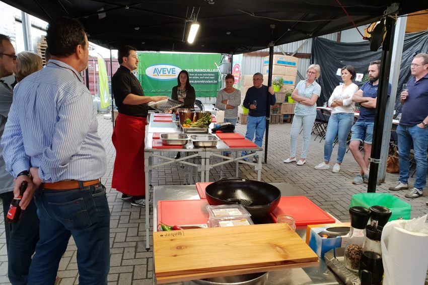 WEBER BBQ Workshop : 12 Juni