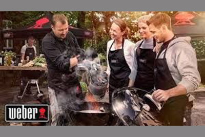 WEBER bbq workshop 08/11/18